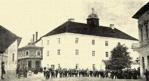 """În 1923, Gimnaziul Minorit e dat în arendă Şcolii Normale de fete """"Domniţa Ileana"""""""